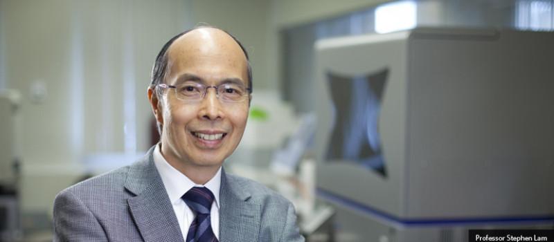 Professor Stephen Lam